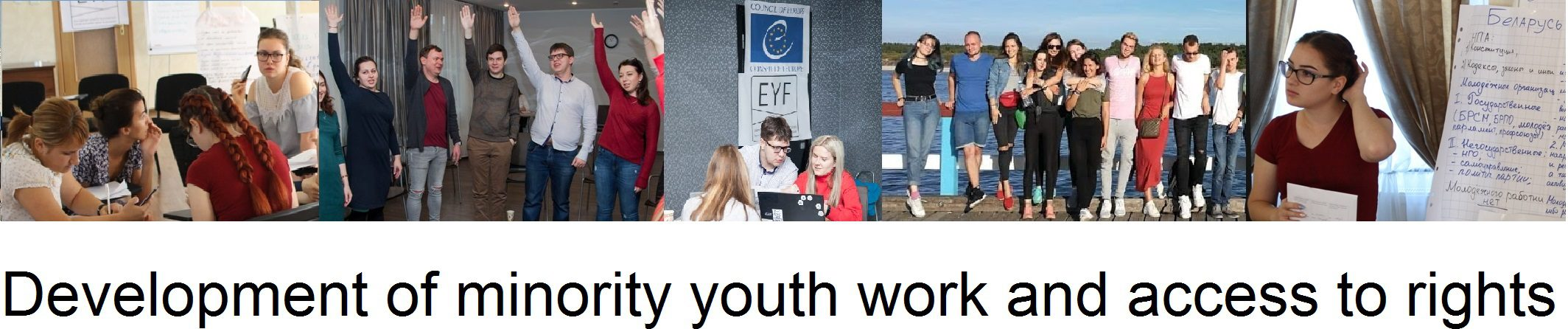 Development of minority youth work and access to rights
